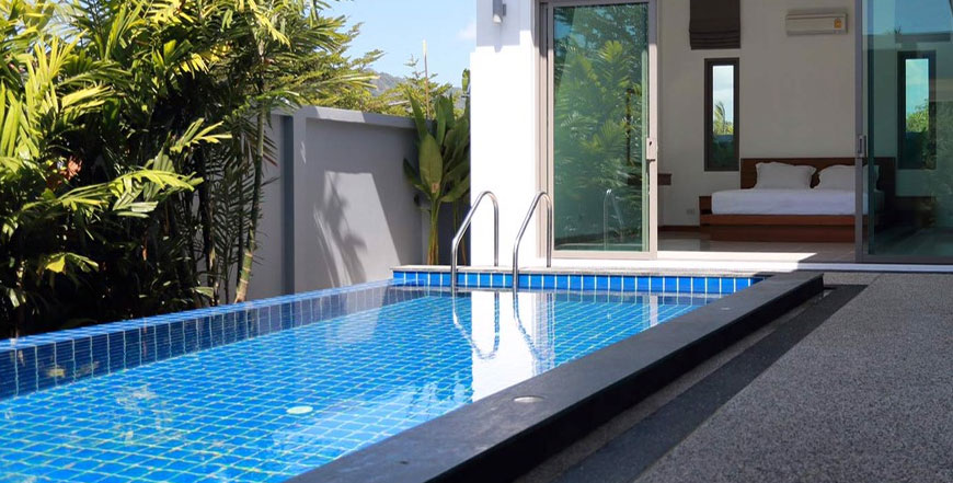 Different types of swimming pools - Aries Pools